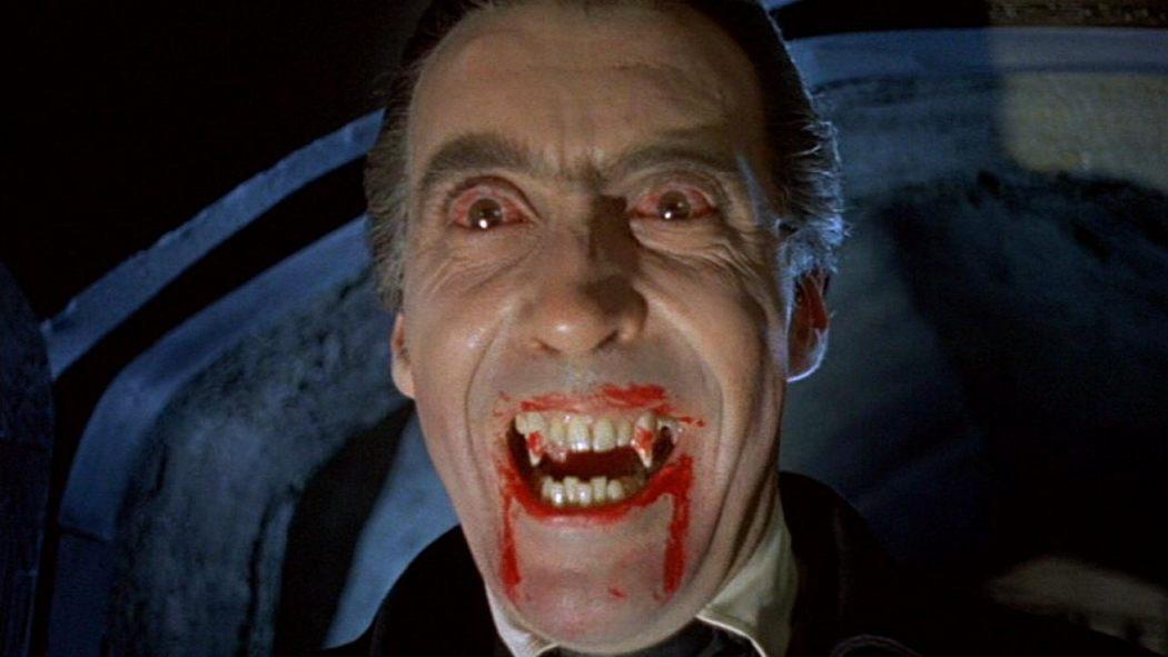 Dracula Christopher Lee