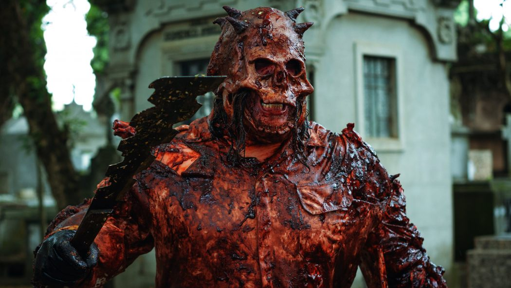The Chattanooga Film Festival: SKULL Makes Skeletor Look Like An Asshole