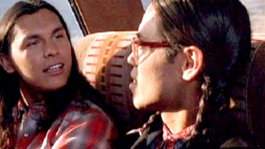 a review of the movie smoke signals An interview with sherman alexie  inspired the well-received 1998 movie smoke signals, for which he wrote the  in a salon article reacting to your review,.