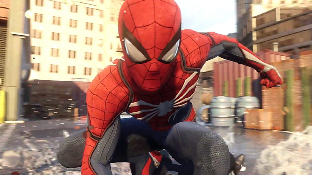 New SPIDER-MAN PS4 Game Looks Insane