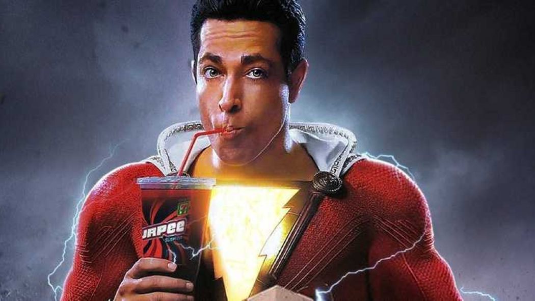 Why the actor playing Shazam looks so familiar