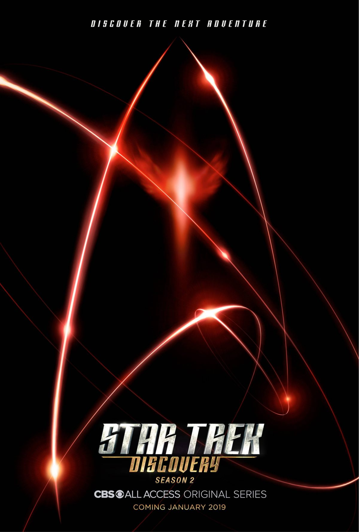 STAR TREK: DISCOVERY Season Two Finally Gets A Release Date   Birth