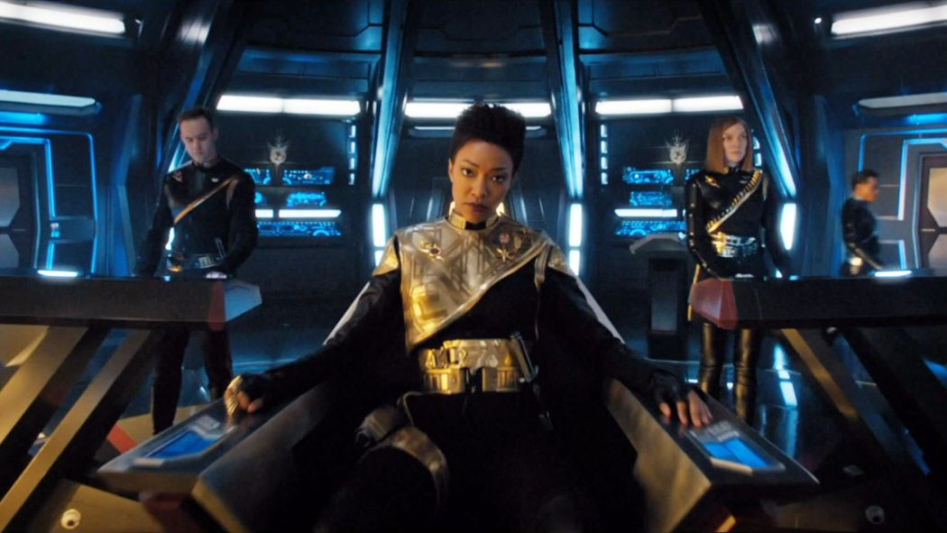 Star Trek Discovery Review 1 11 The Wolf Inside