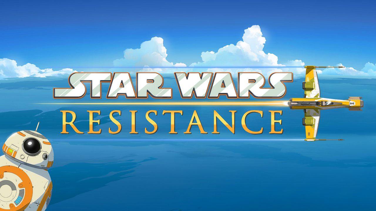 Star Wars Resistance Logo