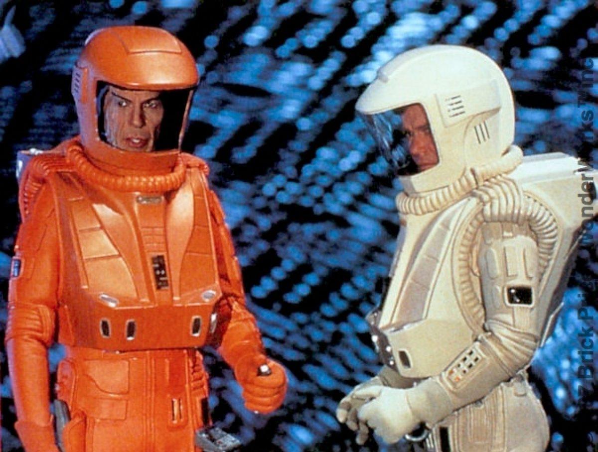 space suit rear - photo #18