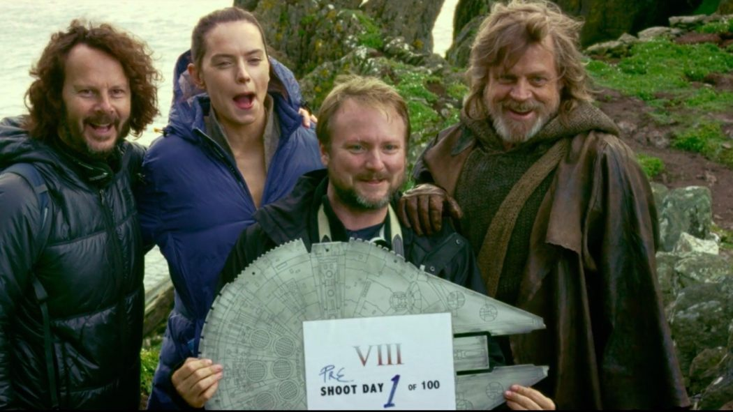 Yes, Rian Johnson Knows That People Are Mad Online™ About STAR WARS | Birth.Movies.Death.