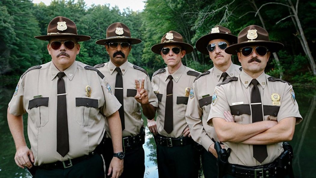 Super Troopers Trailer Deutsch