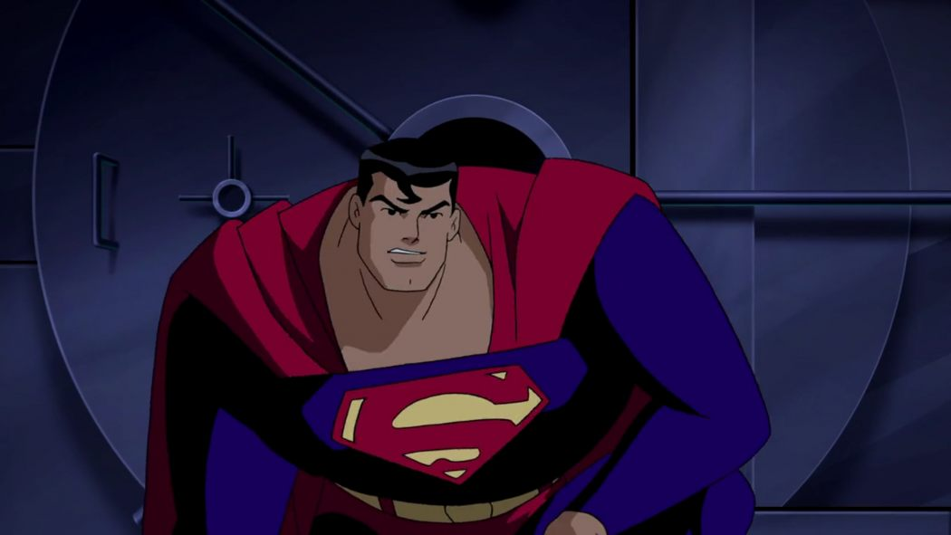 Was This Justice League Cartoon The Blueprint For Zack Snyder's Superman?