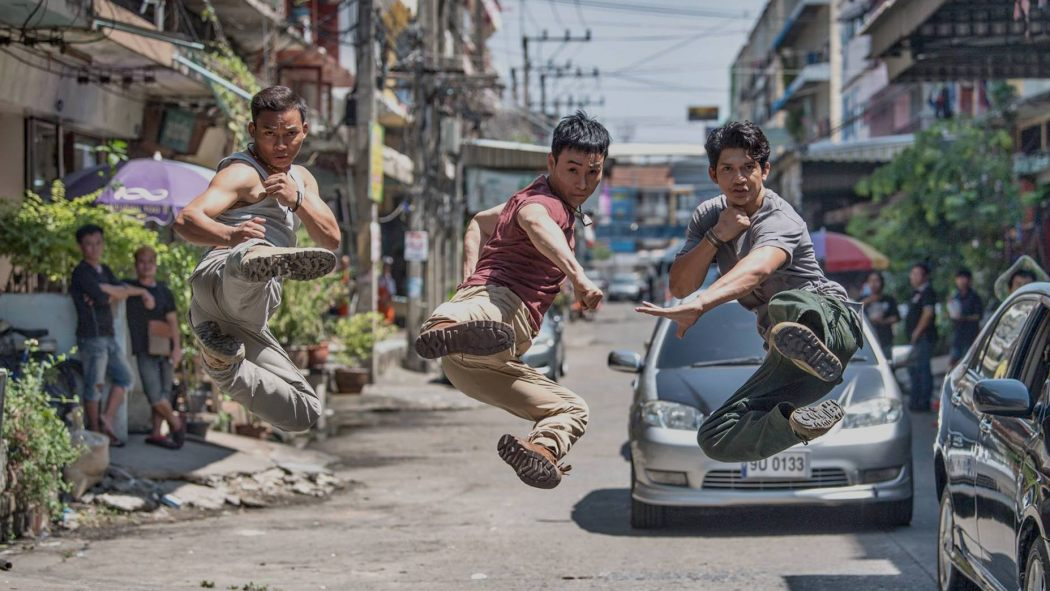 TRIPLE THREAT Trailer Throws All The Badasses At Each Other   Birth.Movies.Death.