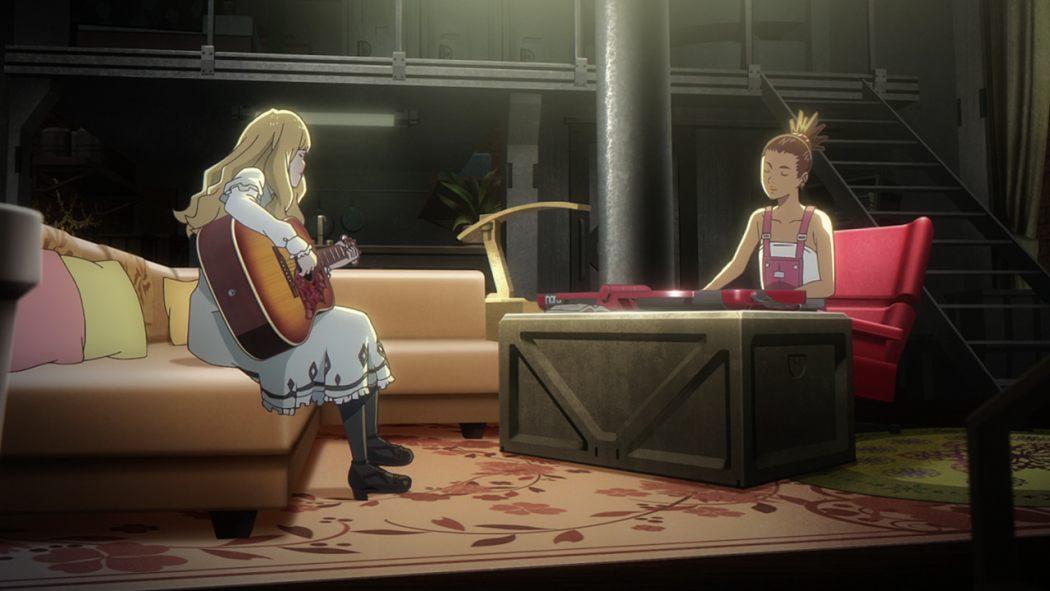 Musical Anime CAROLE & TUESDAY Is An Optimistic Look Towards Our Future