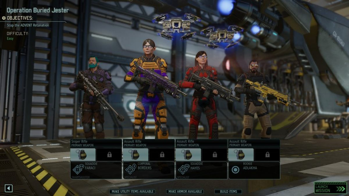 Xcom 2 Game Review Assemble The Squad Birthmoviesdeath