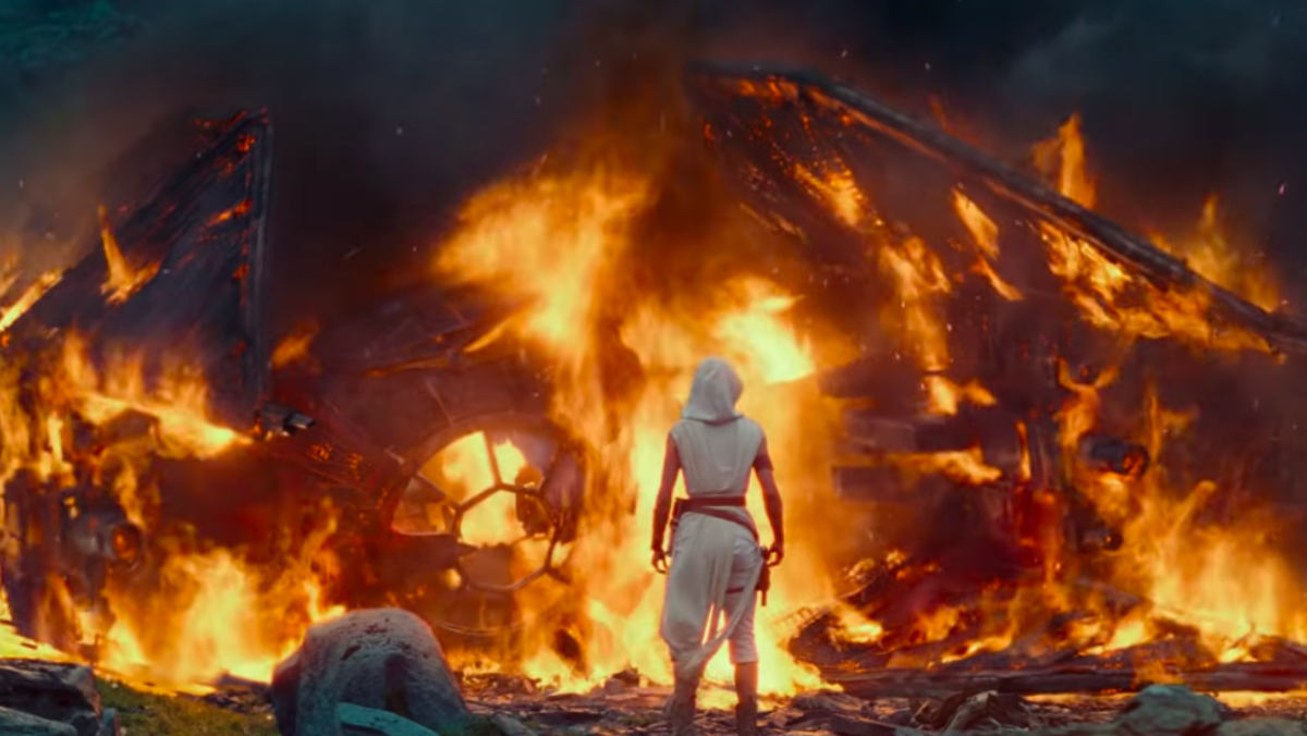 Decoding The Rise Of Skywalker S Creative Process Birth Movies Death